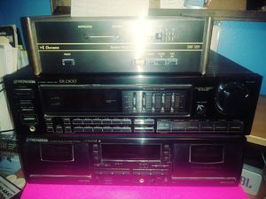 Pioneer Stereo for Sale in Tempe, AZ