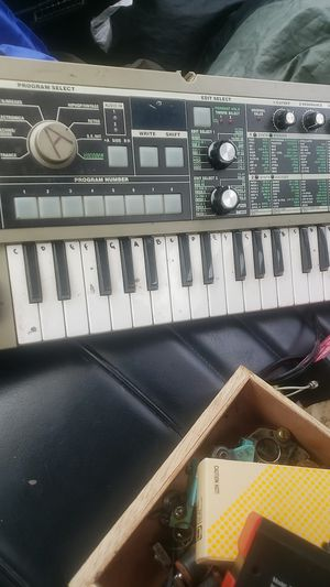 Korg microkorg vocoder (this is for 2 of them) for Sale in Houston, TX