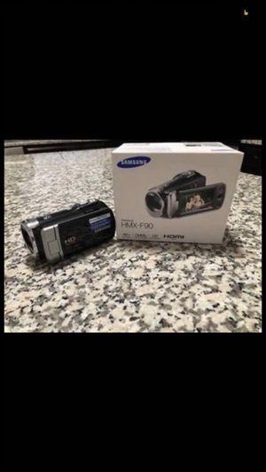 Samsung HMX-F90 camcorder for Sale in Wixom, MI