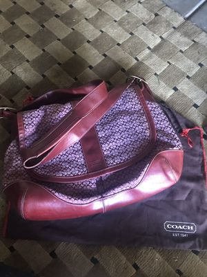 Coach messenger bag for Sale in Riverbank, CA