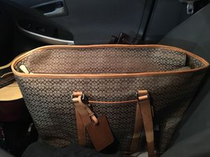 Authentic coach bag for Sale in New York, NY