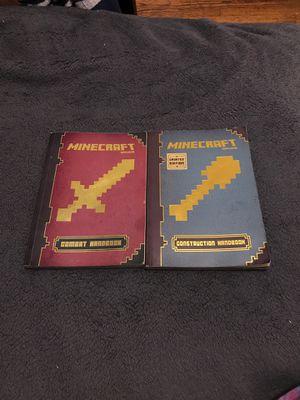 Minecraft handbooks for Sale in Naugatuck, CT