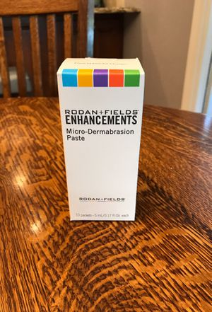 Rodan + Fields microdermabrasion sample packets for Sale in Naperville, IL