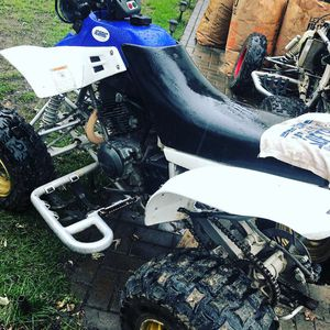 2000 yamaha warrior 350cc bill of sale for Sale in Odenton, MD