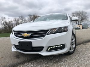 2019 Chevy Impala LT with only 8k miles CLEAN TITLE /Push start/Touch Screen/Back up cam for Sale in Columbus, OH