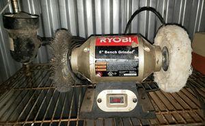 Ryobi 6' Bench Grinder for Sale in Westminster, CO