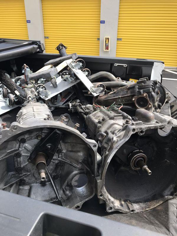 Mazda Rx-7 2nd gen parts