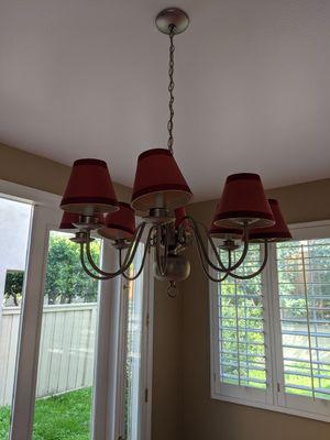 New chandelier for Sale in Orange, CA