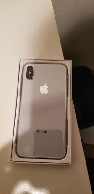 IphoneX for Sale in Seattle, WA