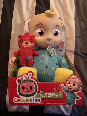 Cocomelon musical bedtime JJ doll for Sale in Los Alamitos, CA