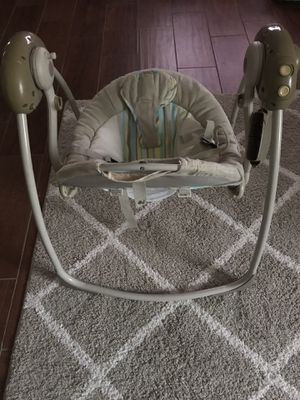 Baby swing for Sale in Sugar Land, TX