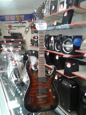 ESP electric guitar for Sale in Pharr, TX