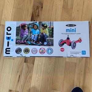 Brand new Micro mini kick board Scooter for Sale in Aberdeen, WA