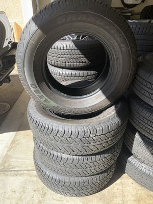 F150, Tacoma, 4Runner, Chevy tires 265-70-17 for Sale in Los Angeles, CA