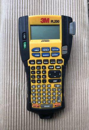 3M PL200 Dymo Portable Label Maker Printer for Sale in Kent, WA