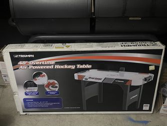 4ft Overtime Air Powered Hockey Table for Sale in Fort Lauderdale,  FL