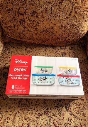 Disney Pyrex 8 Piece Set Brand New! for Sale in Chula Vista, CA
