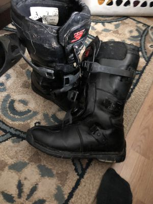 Alpine star Dirt bike boots for Sale in Canonsburg, PA