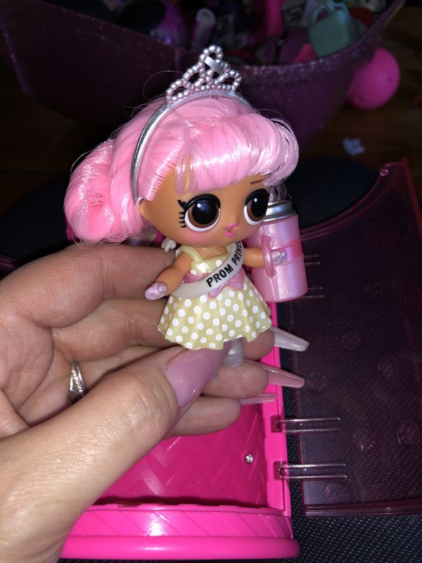 Prom Princess LOL SURPRISE DOLL - BRAND NEW! HAIRGOALS