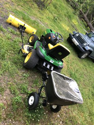 Jhon deere L-120 for Sale in Brandywine, MD