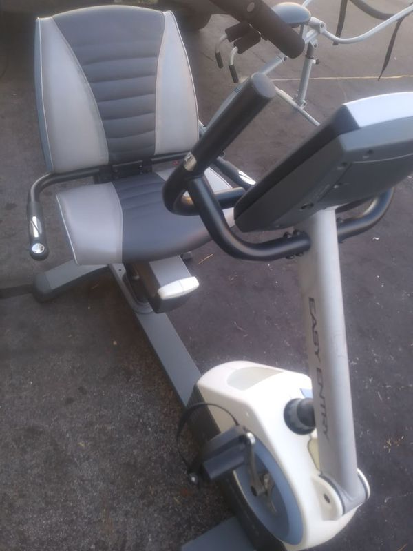 Health rider exerplay 300 recumbent bike