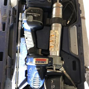 Lincoln Grease Gun for Sale in Oxford, CT