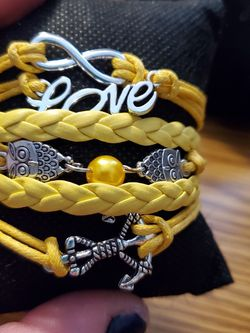 Yellow Bracelet for Sale in Wenatchee,  WA
