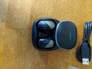 Sony SP700N Wireless Noise Canceling Sports in-Ear Headphones for Sale in East Petersburg, PA