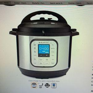 Instant Pot for Sale in Fox River Grove, IL