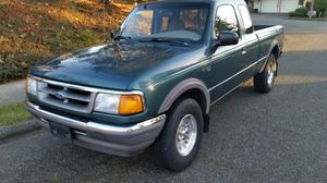 1997 Ford Ranger XLT 4 x 4 pickup for Sale in Puyallup, WA