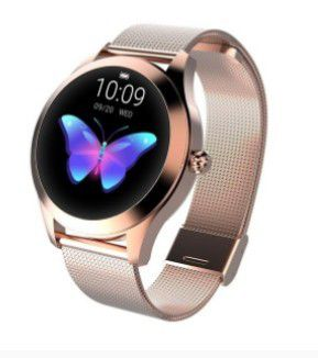 Women's smartwatch track fitness include with period tracker. for Sale in North Providence, RI