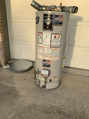 Gas-fired water heater, MAKE AN OFFER for Sale in Hudson, FL