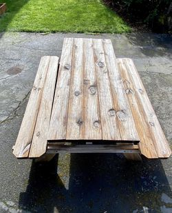 Picnic Table for Sale in Bremerton,  WA