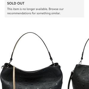 MCM Klarna Hobo Bag EUC for Sale in Wilmerding, PA