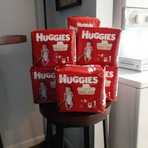 Huggies Little Snugglers for Sale in Smyrna, GA