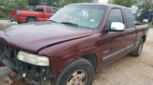 2000 chevy silv, for parts for Sale in Fort Worth, TX