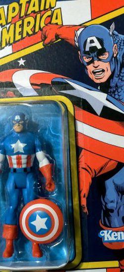Hasbro Marvel Legends Captain America Retro 3.75 for Sale in Chandler,  AZ