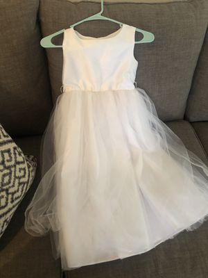 Tulle flower girl dress (size 8) for Sale in Bonney Lake, WA