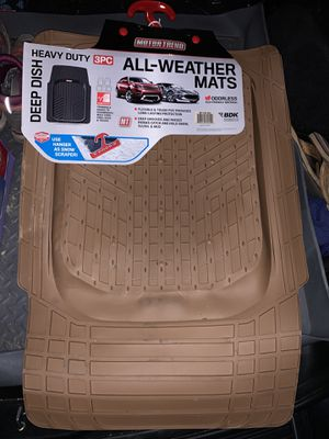 Motor trend floor mats for Sale in Vienna, VA