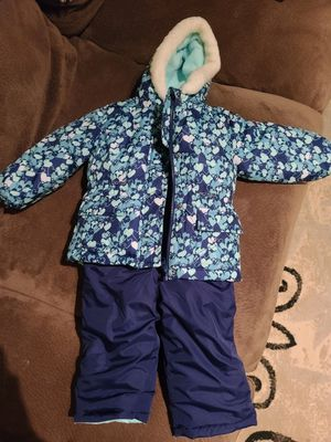 24M Toddler Snow Bibs and Jacket for Sale in Redmond, OR