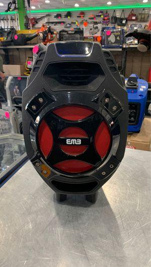 EM3 party speaker for Sale in Sacramento, CA
