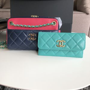 Authentic Chanel Small Camera Case with wallet for Sale in San Diego, CA