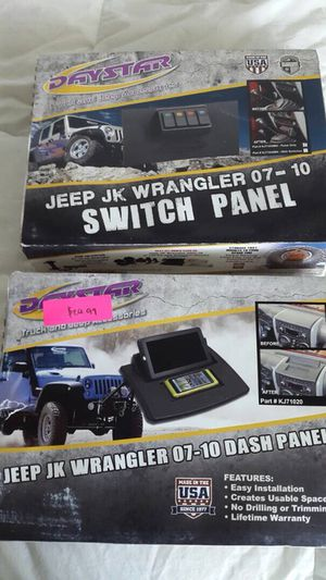 Switch panel for jk for Sale in Hialeah, FL