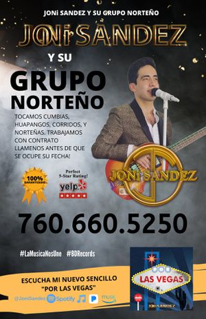Grupo Norteño Banda for Sale in San Bernardino, CA