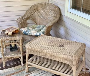 Outdoor Wicker Furniture for Sale in Erial, NJ