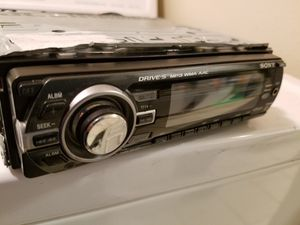 Sony Car Stereo for Sale in Austin, TX