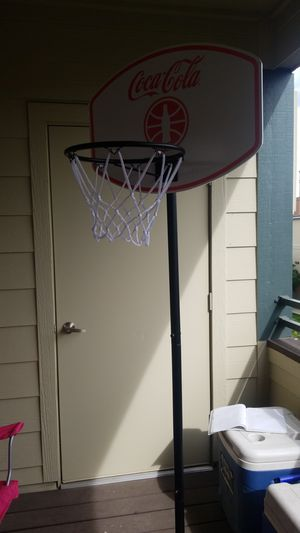 Coca cola basketball hoop for Sale in Wheat Ridge, CO