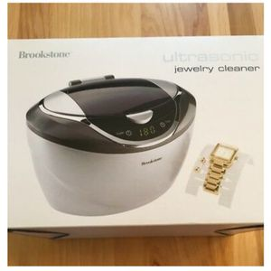 Brookstone ultrasonic jewelry cleaner for Sale in Westminster, CA