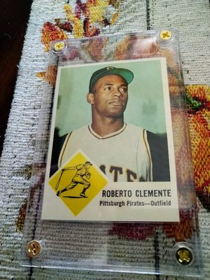 Roberto Clemente baseball cards Lot for Sale in Port Richey, FL