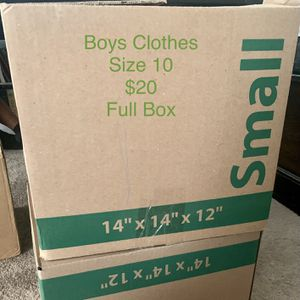 Boys Clothes Size 10 for Sale in Beaumont, CA